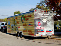 27ft Trailer with House Graphics - 1