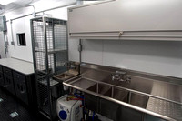 Mobile Catering Coach with Sleeper - 8